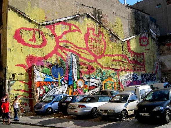 Tom14. Barcelona, Espagne. 12/09/2005 | Antoine Piazza
